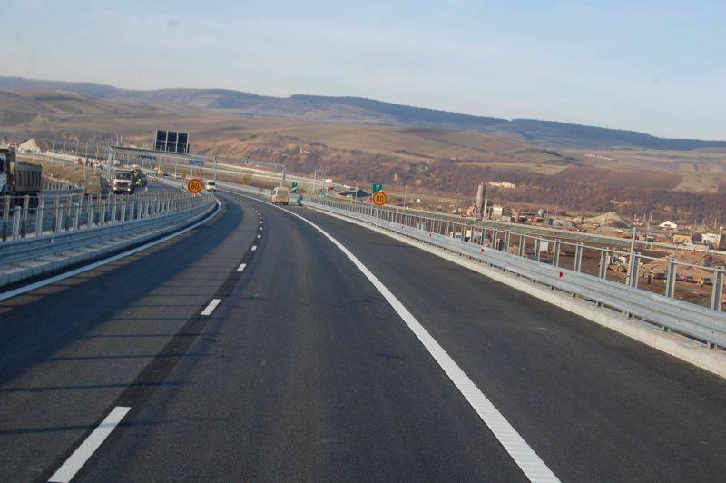 Câți kilometri de autostradă ni se promit pentru 2017
