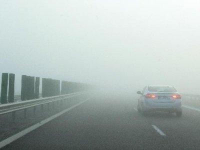 Avertizare ANM: COD GALBEN de ceață și polei