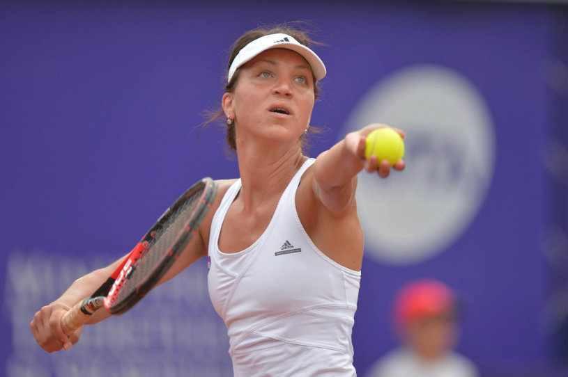 BRD Bucharest Open.Țig a pierdut. Rybarikova, greu de învins în finală