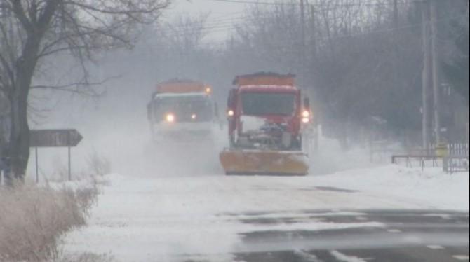 Cod galben de ninsori moderate în Muntenia și Dobrogea până la ora 20.00