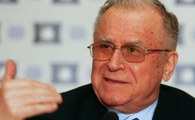Mesajul lui Ion Iliescu după preluarea președinției Consiliului UE