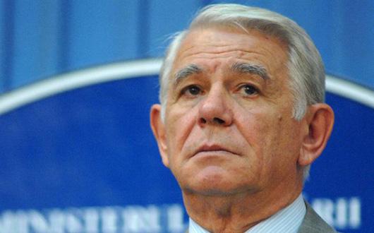 """Reacția ministrului de Externe la Campania Declic """"Teodor Meleșcanu - DEMISIA!"""":  """"Absolut deloc nu îmi dau demisia, că doar nu sunt prost!"""""""