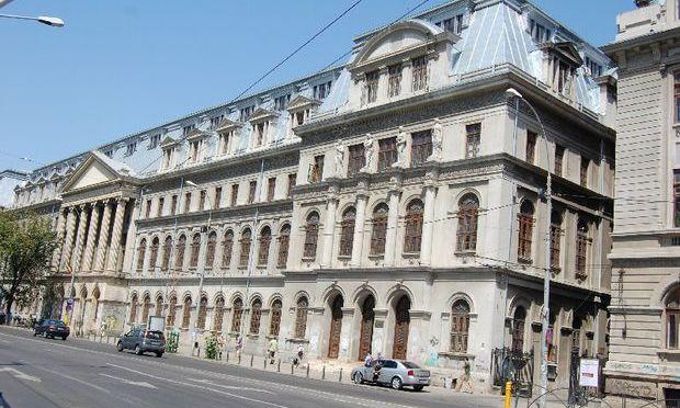 Grevă japoneză la Universitatea București