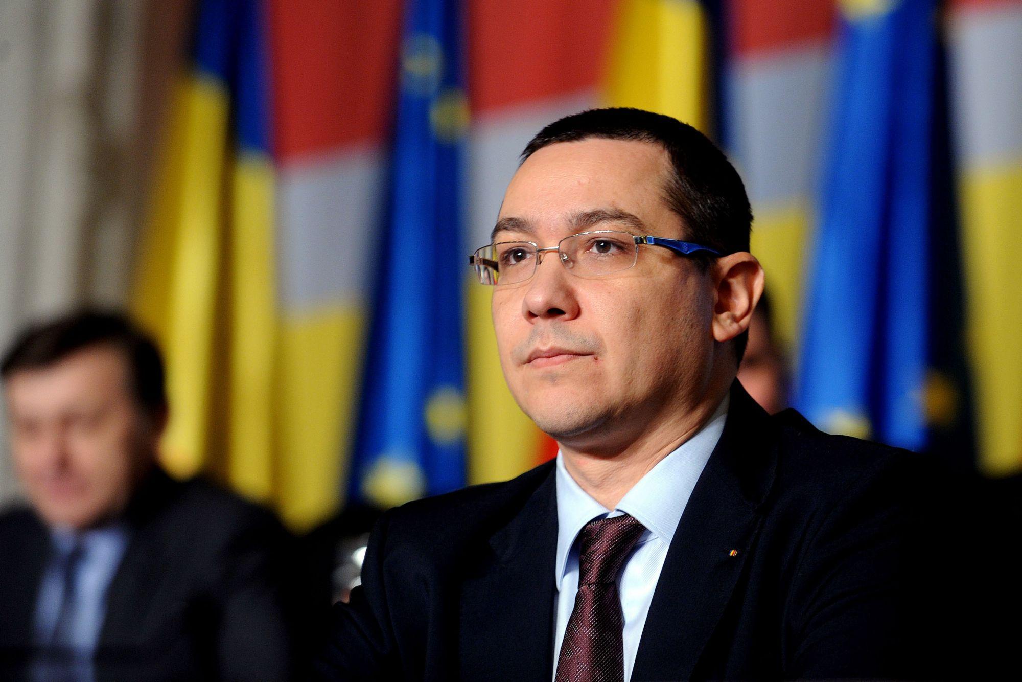 """Ponta: Ședința solemnă a Parlamentului în memoria regelui Mihai s-a transformat într-o """"poveste"""""""