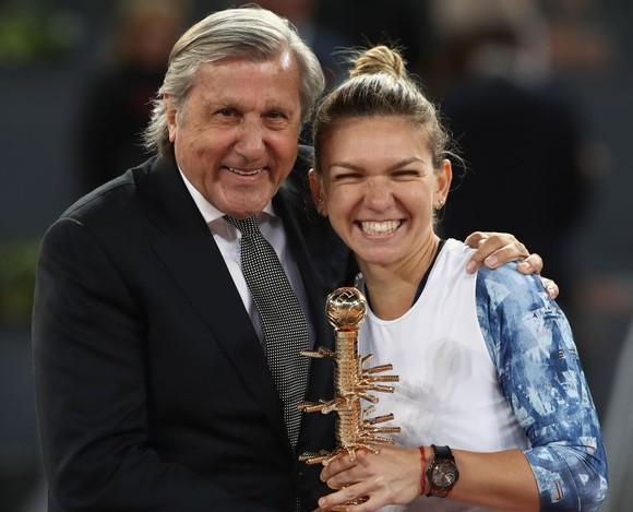 Ilie Năstase laudă jocul Simonei Halep înainte de Roland Garros