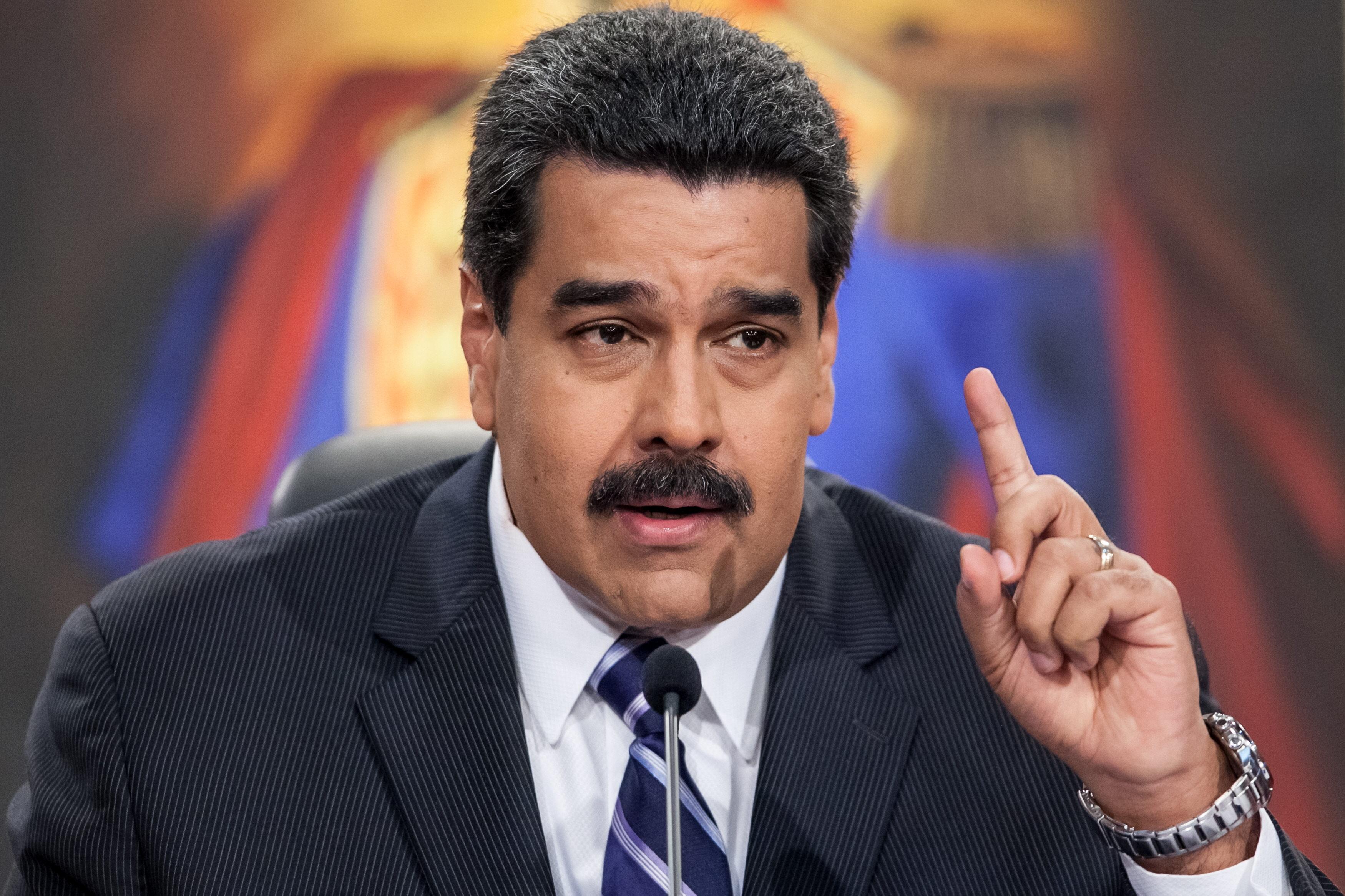 """Maduro pregătește contraofensiva împotriva lui Guaido și a opoziției. """"Sunt marionete care servesc administraţia extremistă a lui Donald Trump"""""""
