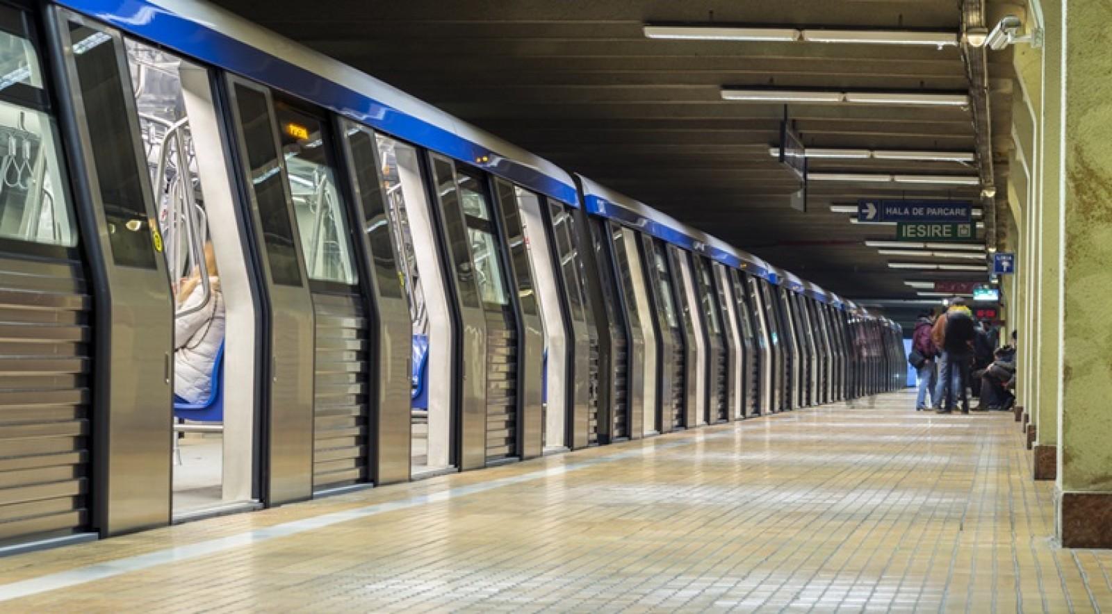 Când vor circula bucureştenii cu metroul pe Magistrala 5 Eroilor-Drumul Taberei? Conturile Metrorex, blocate