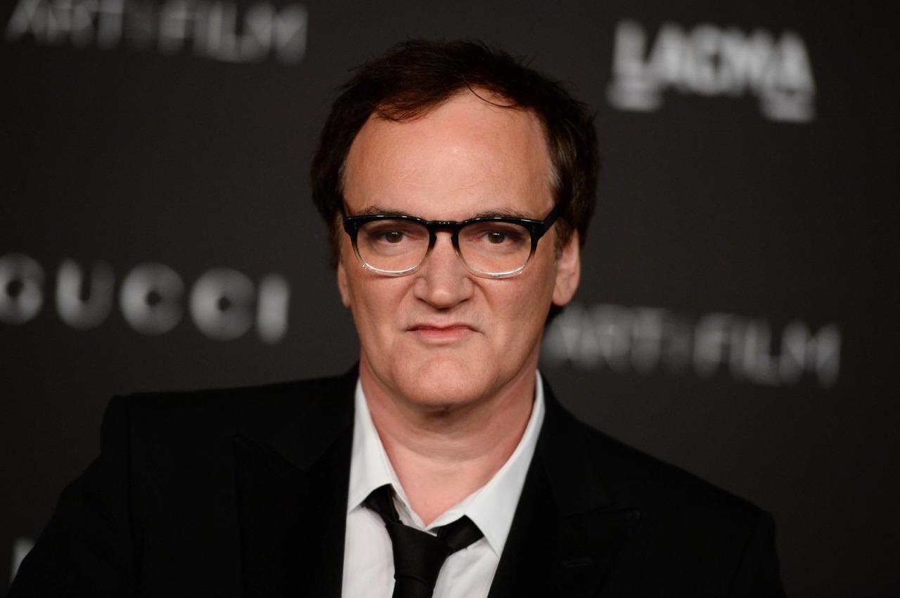 FOTO Quentin Tarantino s-a logodit! Cum arată cântăreața israeliană cu 21 de ani mai tânără care i-a furat inima