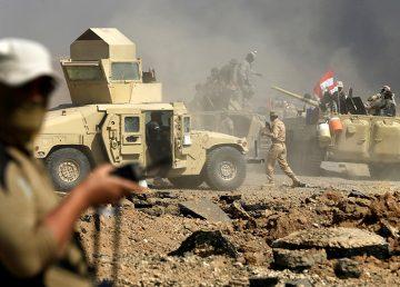 Bătălia de la Tal Afar, un ultim test pentru armata irakiană