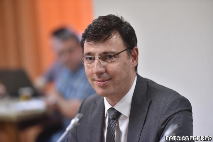 UPDATE: Ionuț Mișa va conduce Fiscul