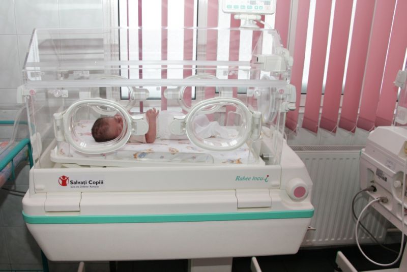 Număr alarmant de nașteri premature în Iași. ONG-urile sar în ajutor