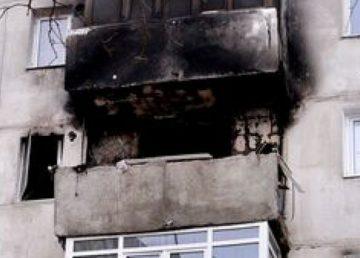 Explozie într-un apartament din Botoşani. 5 răniţi