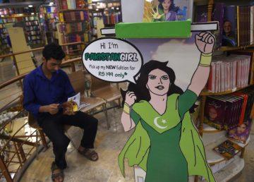 """""""Pakistan Girl"""", eroina cu puteri supraomeneşti din societatea patriarhală"""