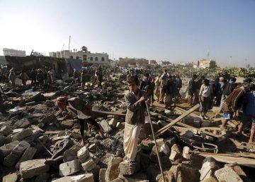 Război, holeră şi foamete. Arabia Saudită şi criza yemenită