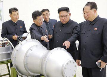 """Phenianul a mai efectuat încă un test nuclear. """"Omul rachetă"""" forțează """"mărinimia"""" lui Trump"""