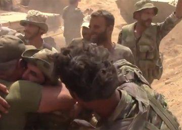 Armata siriană a obţinut o mare victorie în faţa ISIS