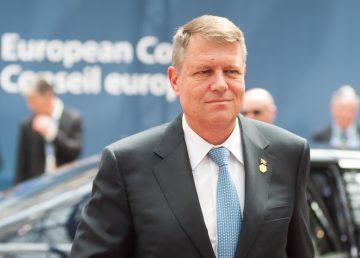 Klaus Iohannis cere Guvernului sistem de avertizare în caz de dezastre