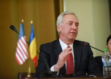 Klemm a lăudat România