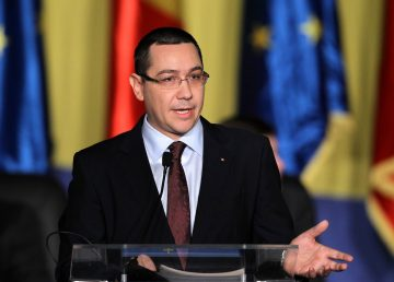 Ponta a pierdut procesul cu Isar
