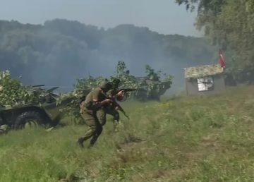 Zapad 2017 s-a desfăşurat şi pe teritoriul separatist transnistrean