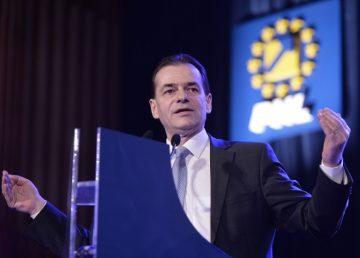 """Orban, despre PSD: """"Oferă pelin şi ambrozie care provoacă alergie"""""""