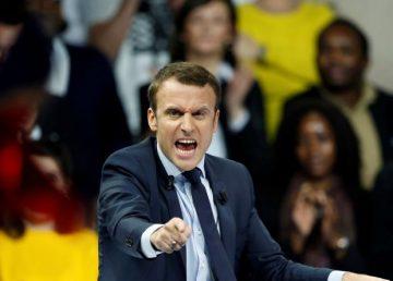 Macron se amestecă în scandalul dintre Ankara şi Berlin