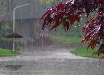 Alertă. Cod galben de ploi şi vijelii. Vezi zonele afectate
