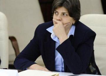 Kovesi, nemulţumită că Inspecţia Judiciară a refuzat să o audieze