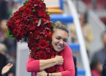 Simona Halep rămâne numărul 1 mondial în tenis