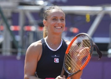 Ana Bogdan a câștigat turneul din Dubai și este aproape de revenirea în TOP 100 WTA