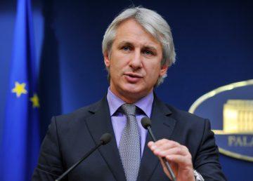 Teodorovici a anunţat înfiinţarea Fondului Suveran de Investiţii