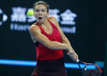 Simona Halep debutează luni la Turneul Campioanelor