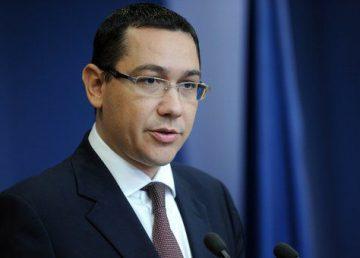 """Ponta, mesaj pentru militari: Câți """"crocodili"""" politici vor plânge pe umerii generalilor fără să facă nimic"""