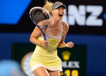 Maria Şarapova mai are un vis înainte de retragere