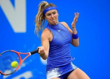 Turneul WTA de la Ostrava. Svitolina, eliminată surprinzător în optimi de Sakkari