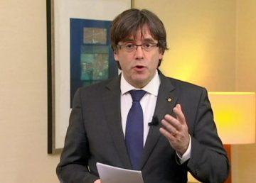 Carles Puigdemont, reținut în Germania