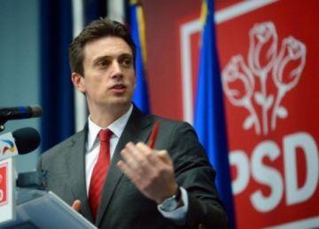Ziua moțiunii de cenzură. Ivan: Social-democrații au fost mobilizați la un contra-miting în fața Parlamentului