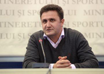 George Cosac, reales în funcția de președinte al Federației Române de Tenis