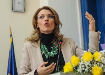 """Replica Alinei Gorghiu la rezoluția PSD:""""Tot ce nu ascultă de PSD este stat paralel"""""""