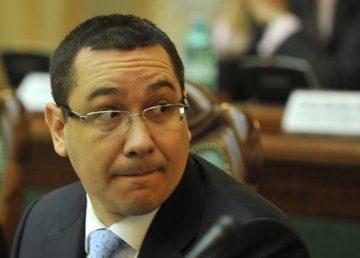 Ponta îl suspectează pe Dragnea de blat cu Iohannis