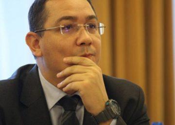 """Ponta, despre propaganda lui Dragnea: """"Ascunde fondul problemei"""""""