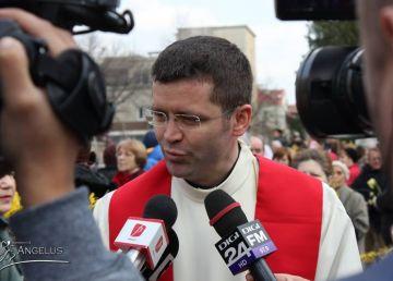 Dragnea, pus la punct de purtătorul de cuvânt al Bisericii Catolice