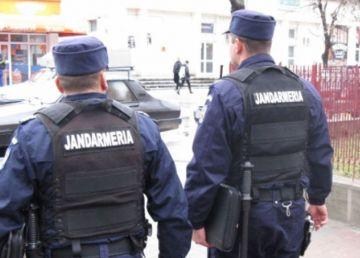 Cea mai mare pudibonderie este la Jandarmerie
