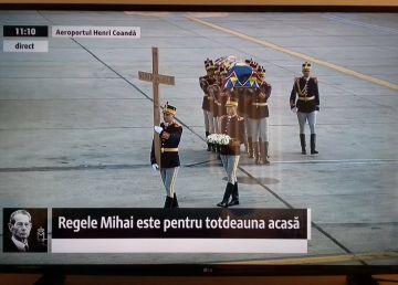 Regele Mihai I a revenit acasă pentru totdeauna