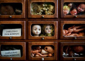 """""""Spitalul de păpuși"""", o atracție a Lisabonei de cinci generații"""
