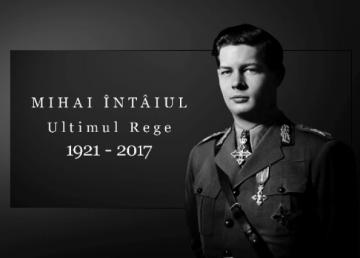 Regele Mihai I al României, comemorat în plenul de la Bucureşti