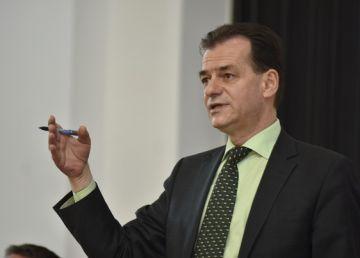 Ce mesaj transmite Ludovic Orban Casei Regale a României
