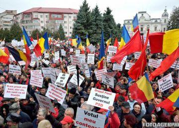 """Mitinguri PSD împotriva """"statului paralel"""". Prima primărie care a autorizat mitingul programat pe 9 decembrie"""