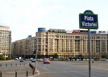 Firea vrea ca Piaţa Victoriei să poarte numele regelui Mihai I. La 800 de metri se află un bust al regelui Mihai