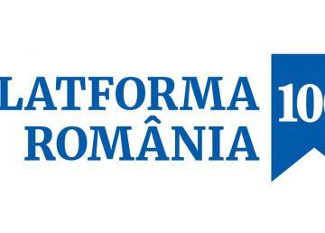 Reprezentanții Platformei România 100 anunţă că vor participa la proteste